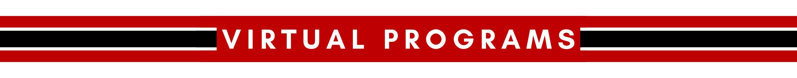 virtual programs banner